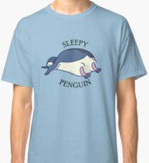 Sleepy penguin Classic T-Shirt
