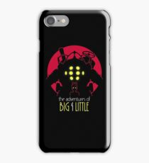 The Adventures of Big & Little iPhone Case/Skin