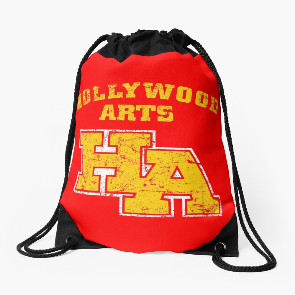 Hollywood Arts High School Drawstring Bag