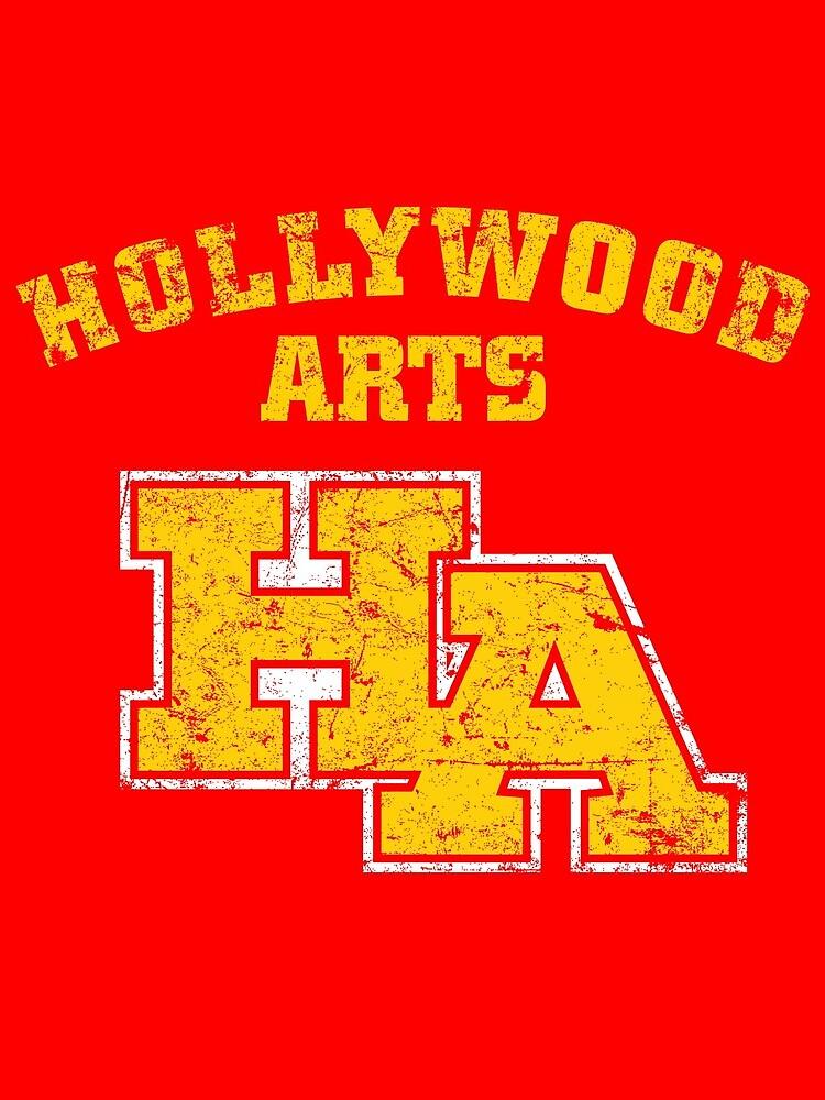 Hollywood Arts High School by Mindspark1