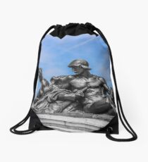 Architecture - London #2 Drawstring Bag