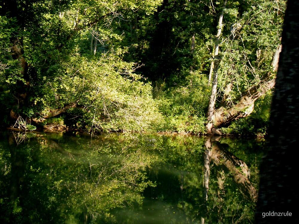 Antietam Creek  Late Summer beauty by goldnzrule