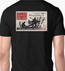 POSTAGE STAMP, CENTENNIAL, 1864 - 1964, Grand Army of the Republic, Union, United Confederate Veterans T-Shirt