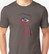 Eye with Blood Unisex T-Shirt