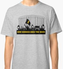 How Kinnick Does The Wave Dance Marathon Fundraiser Classic T-Shirt