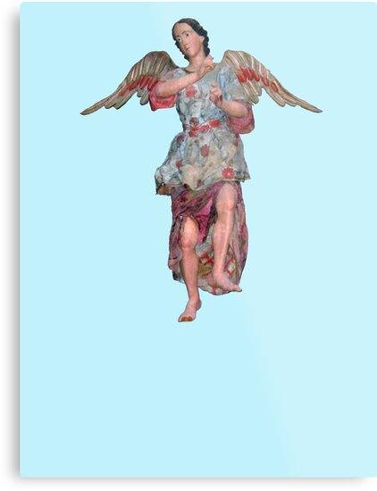 San Xavier ANGEL by DAdeSimone