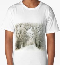 Winter Still Long T-Shirt