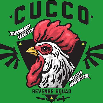 Cucco Revenge Squad by pufahl
