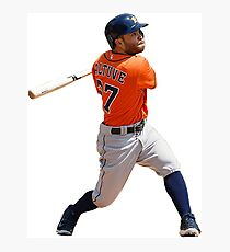 Jose Altuve Photographic Print