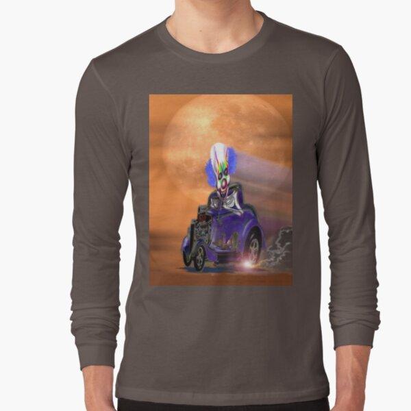 evil dead colwn Long Sleeve T-Shirt