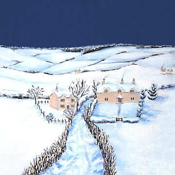 Winter in the Cotswolds by artlilly