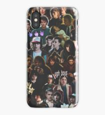 Stranger Things Collage iPhone Case/Skin