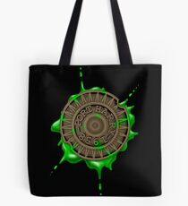 Snot That Ate Port Harry - Manhole Cover Tote Bag