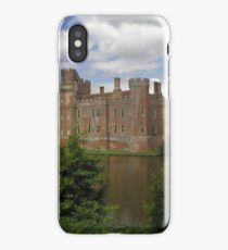 Hertsmonceux Castle, England iPhone Case