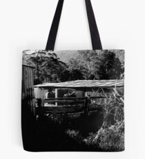 farm buildings Tote Bag