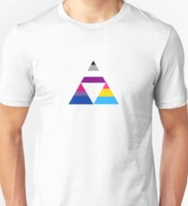 The Invisibility Triforce Unisex T-Shirt