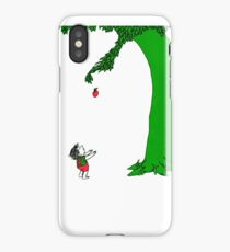 The Giving Tree iPhone Case/Skin
