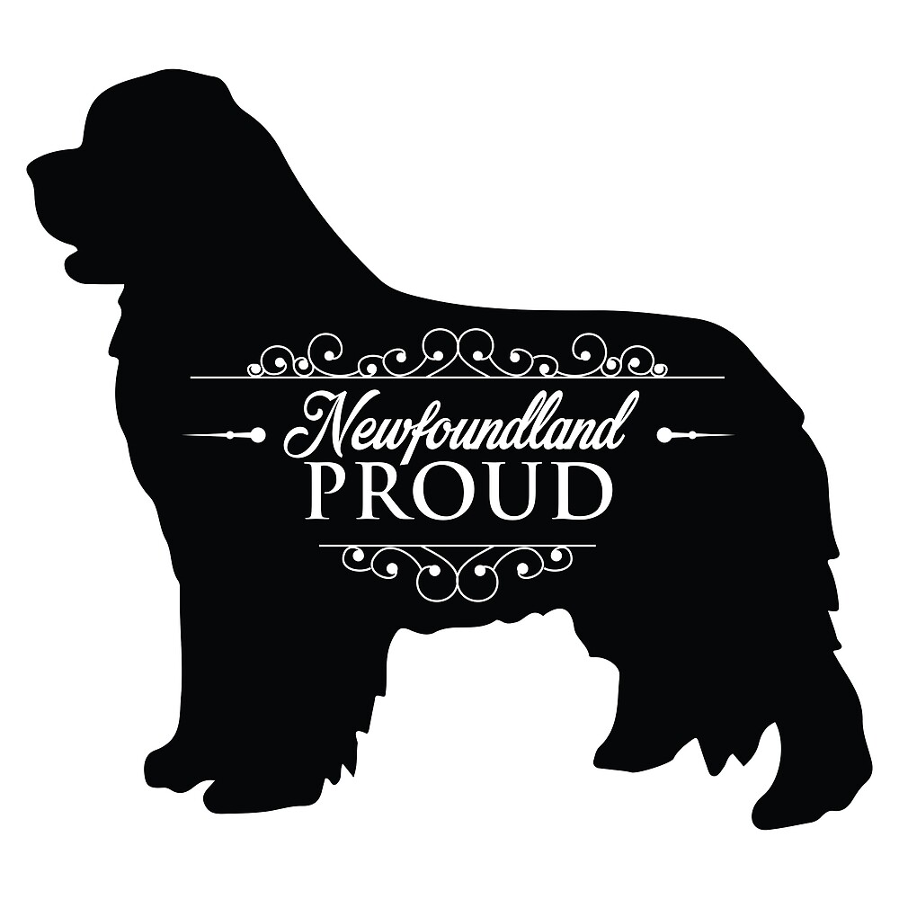 Proud Newfoundland Owner! by Christine Mullis