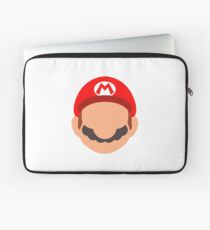 Mario Icon Laptop Sleeve