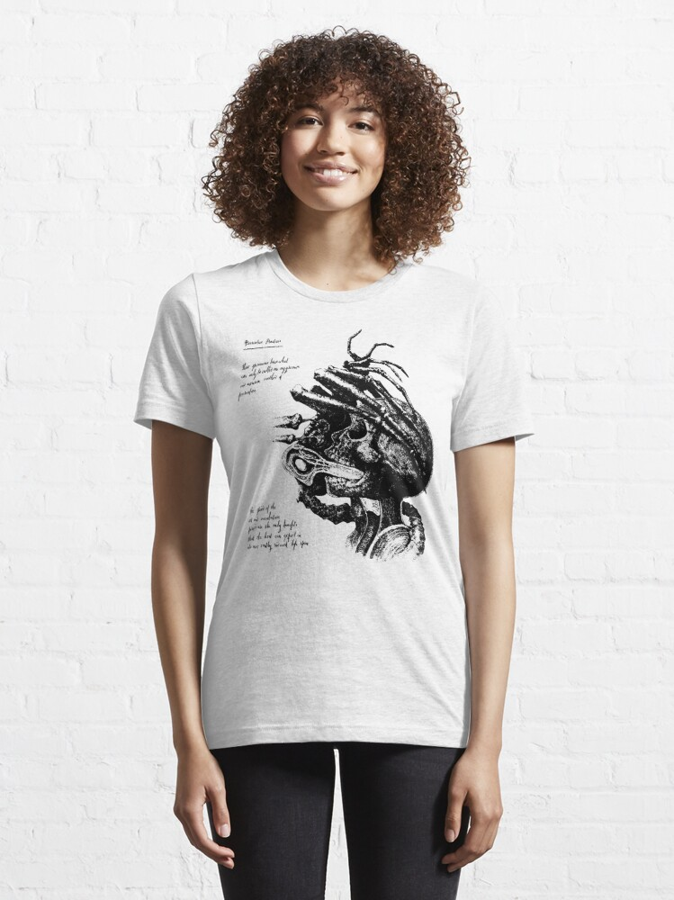 Alternate view of facehugger Essential T-Shirt