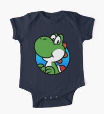 Dinosaurier-Begleiter Baby Body Kurzarm