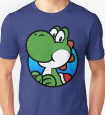 Camiseta ajustada Compañero de dinosaurio