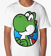 Camiseta larga Compañero de dinosaurio