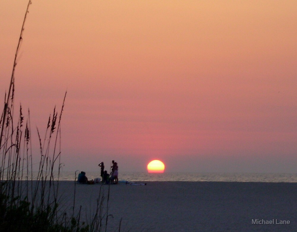 Floridian Sunset by Michael Lane