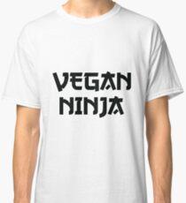 Vegan Ninja Classic T-Shirt