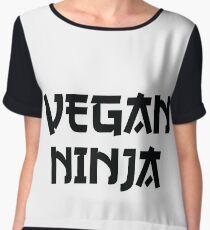 Vegan Ninja Women's Chiffon Top