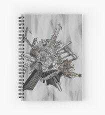 Island of Souls Spiral Notebook