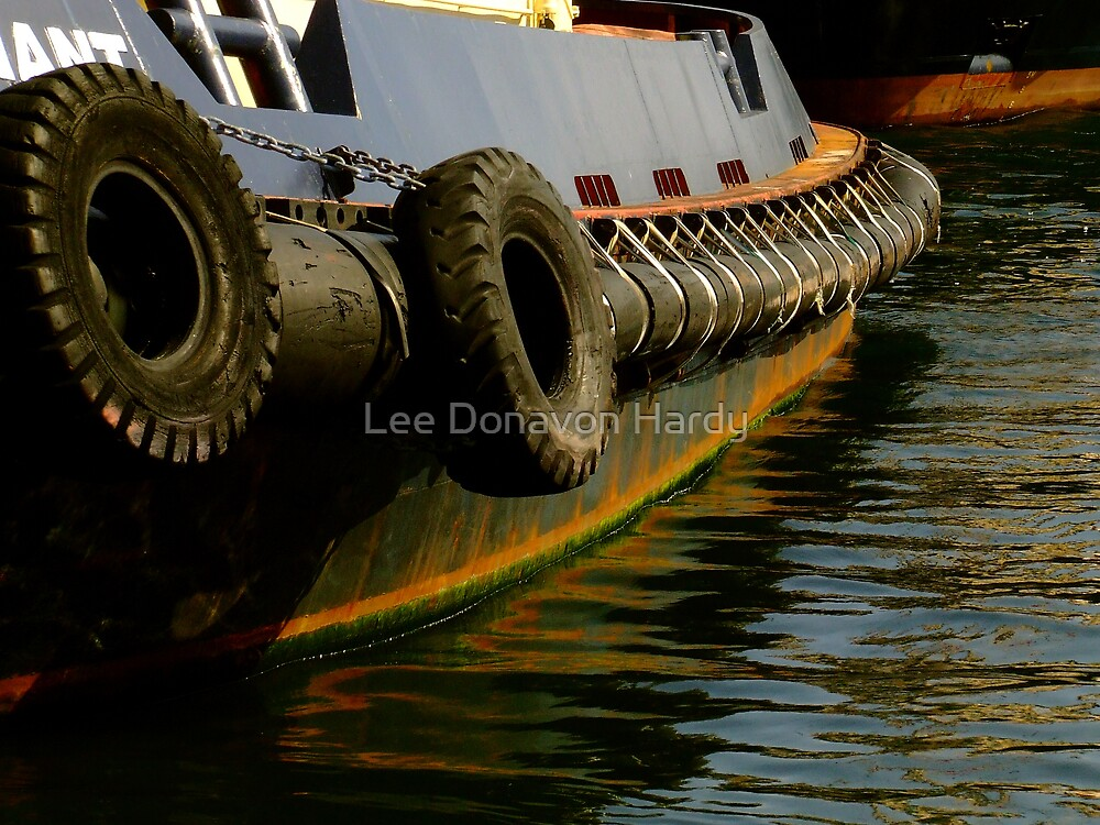 Tugs by Lee Donavon Hardy