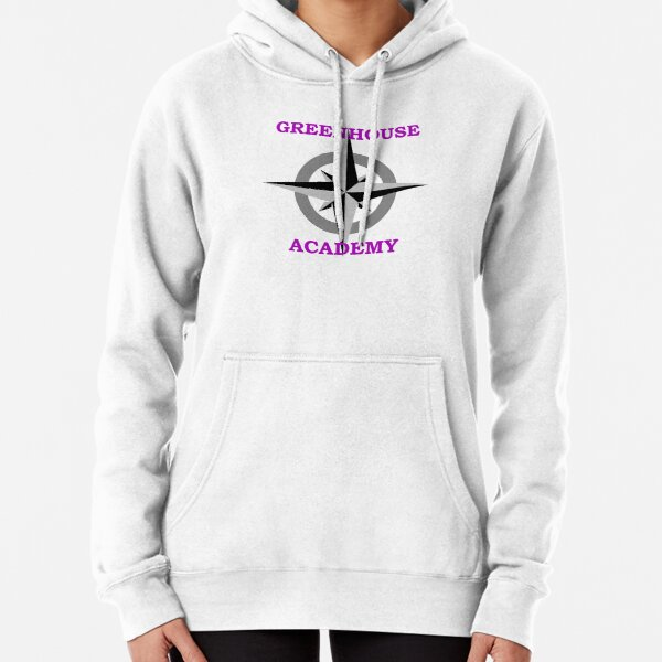 Greenhouse Academy Pullover Hoodie