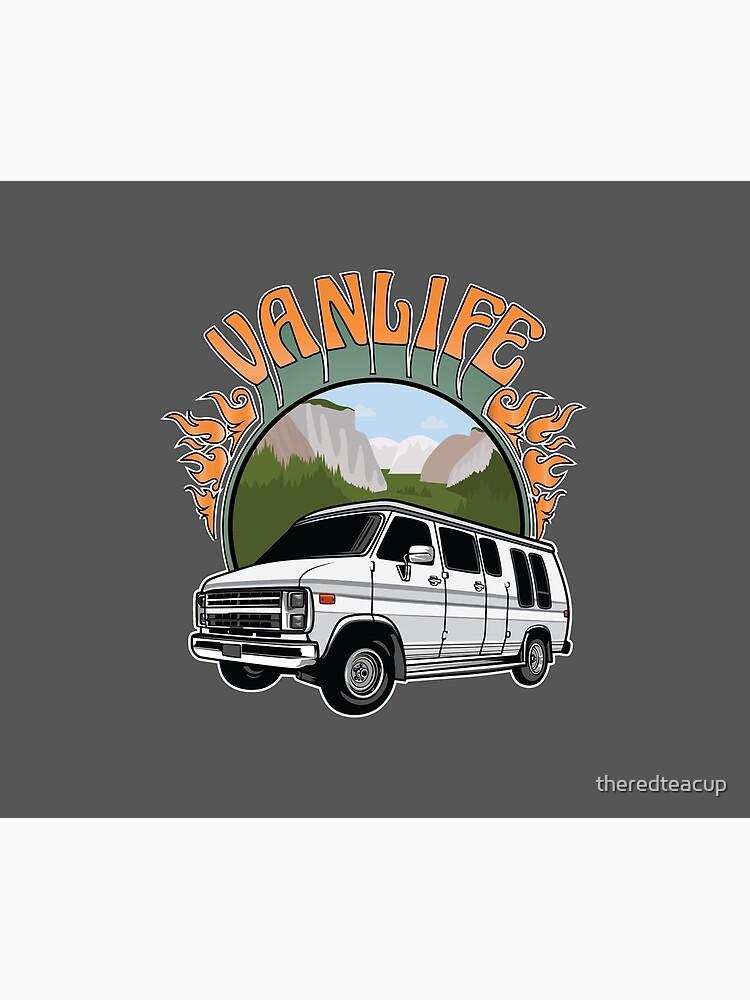 Van Life en Yosemite de theredteacup