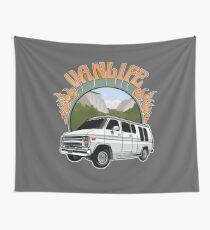 Van Life In Yosemite Wall Tapestry