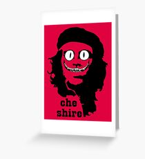 Che shire Greeting Card
