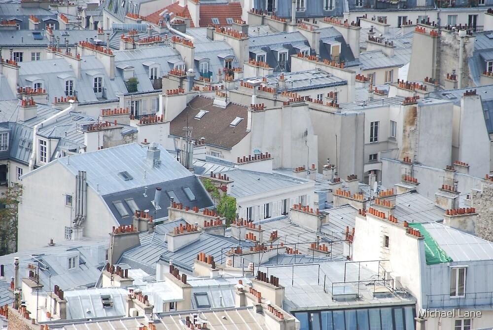Chimney en France by Michael Lane