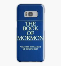 The Book of Mormon English Language Samsung Galaxy Case/Skin