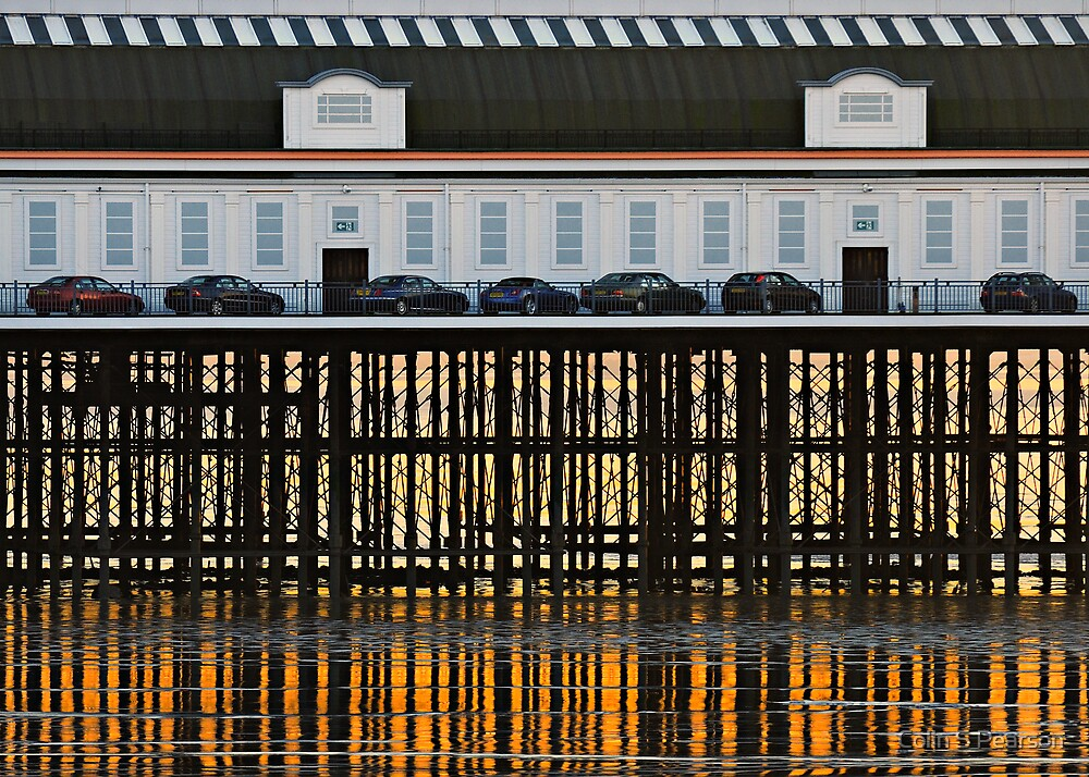 Parallel Pier Parking by Colin S Pearson