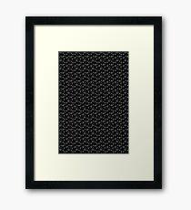Star Fight Framed Print