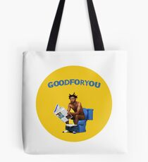 Amine - Good For You Tote Bag