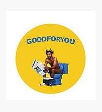 Amine - Good For You Photographic Print