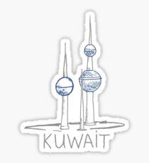Kuwait Sticker