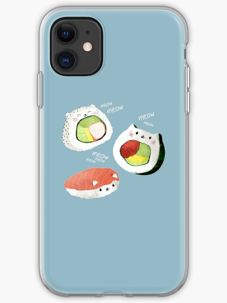 cover iphone sushi