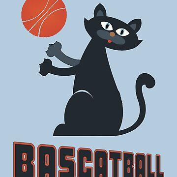 BasCATball by realmatdesign