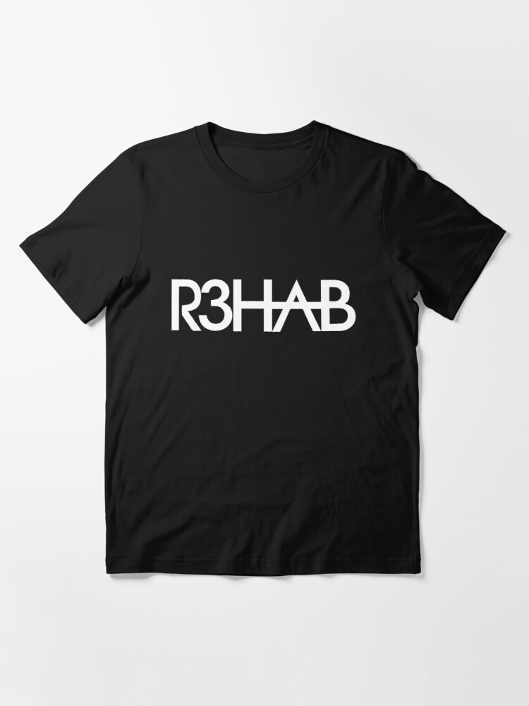 Alternate view of R3hab Essential T-Shirt