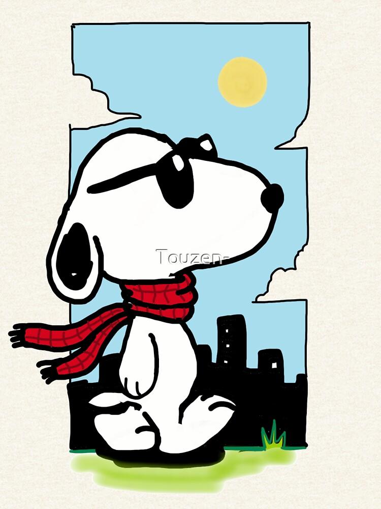 Snoopy by Touzen-