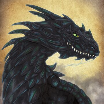 Black Dragon by 3vaN