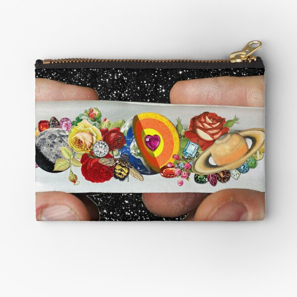 Roll with It Zipper Pouch