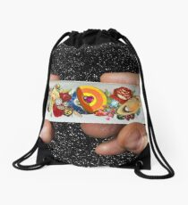 Roll with It Drawstring Bag